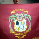 Buldog Pride Custom Flags